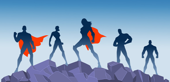 What Superpowers play out in your Team Dynamics?
